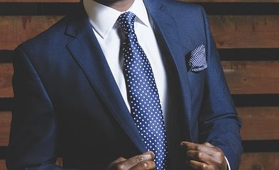 A picture of a businessman